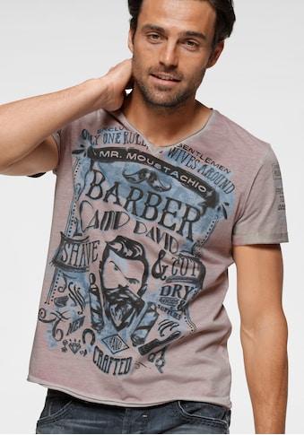 CAMP DAVID V - Shirt kaufen