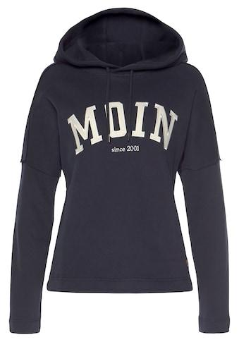 Derbe Kapuzensweatshirt »Favorite« kaufen
