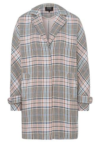 MORE&MORE Indoor Coat Coloured Check Active kaufen
