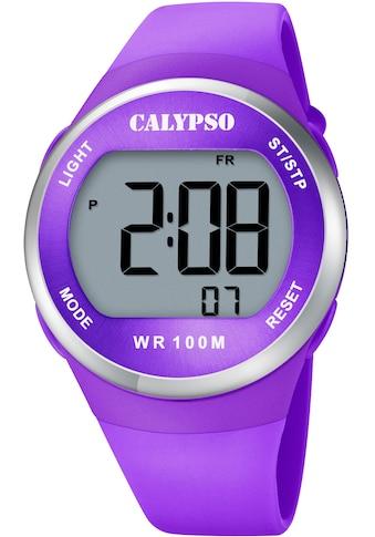 CALYPSO WATCHES Chronograph »Color Splash, K5786/6« kaufen