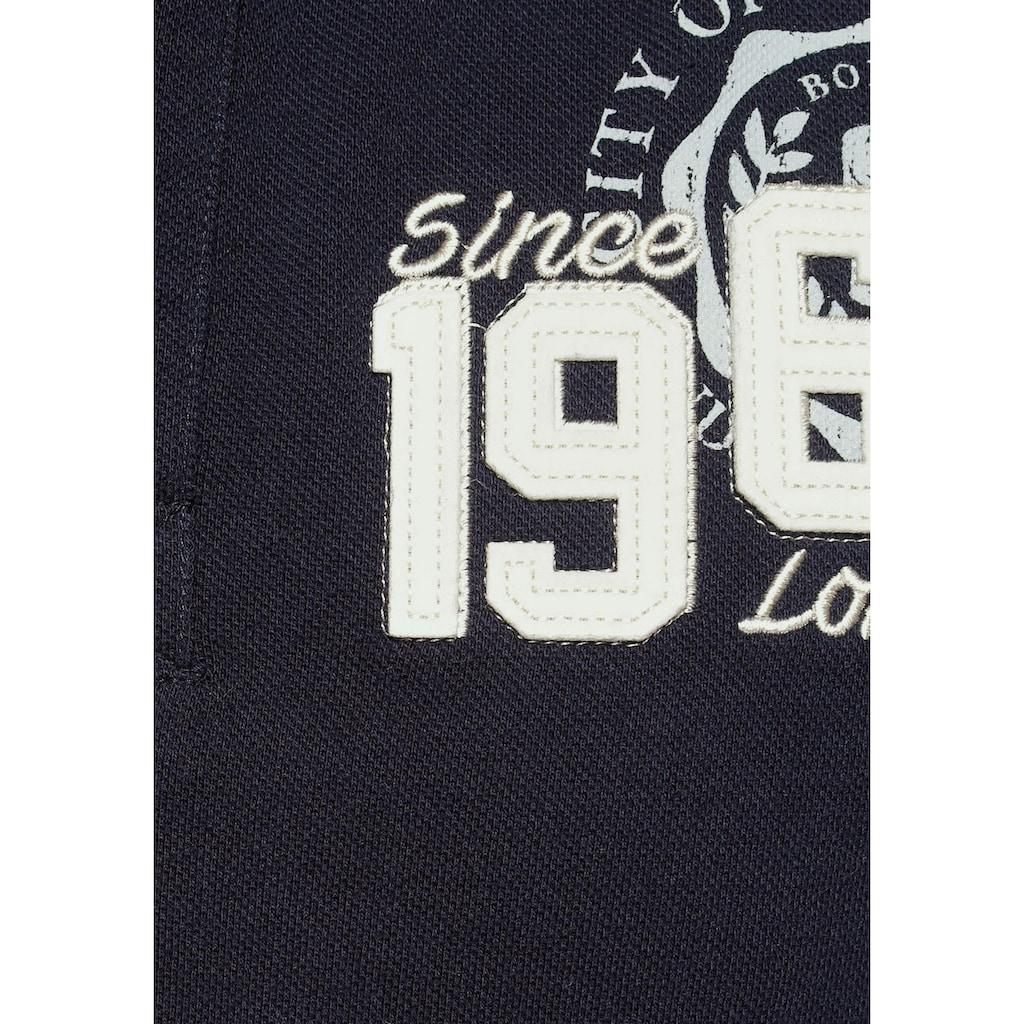 Lonsdale Poloshirt »FAKENHAM«