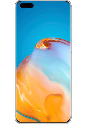 """Huawei Smartphone »P40 Pro+ 5G«, (16,7 cm/6,58 """" 512 GB Speicherplatz, 50 MP Kamera) kaufen"""