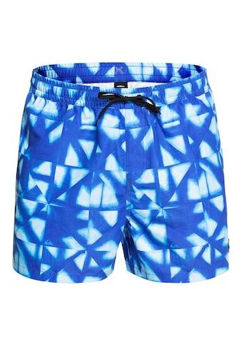 "Quiksilver Boardshorts »Dye Check 15""« kaufen"
