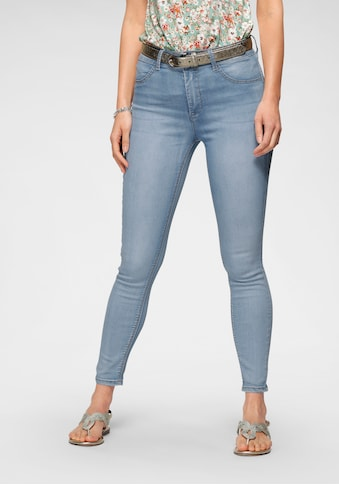 HaILY'S Push-up-Jeans »PUSH«, in 7/8- Länge kaufen