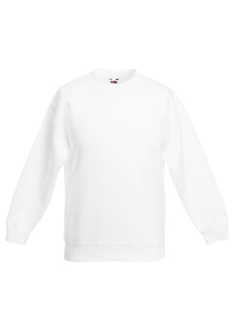 Fruit of the Loom Rundhalspullover »Kinder Pullover« kaufen