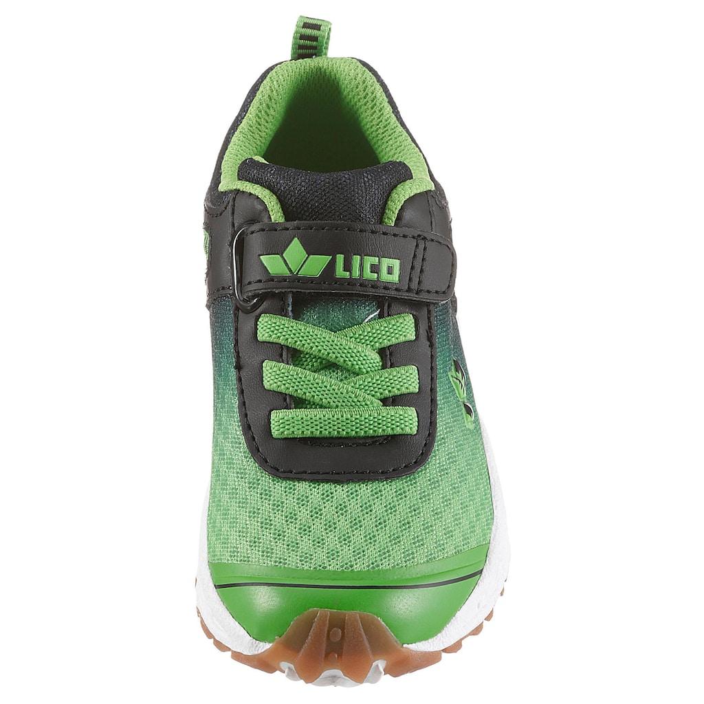 Lico Sneaker »Barney VS«, mit praktischem Klettverschluss