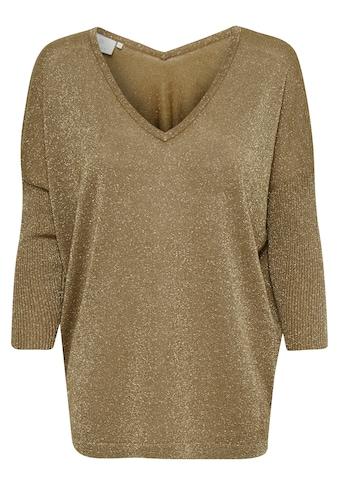 KAFFE V - Ausschnitt - Pullover »KAankra 3/4 sl« kaufen