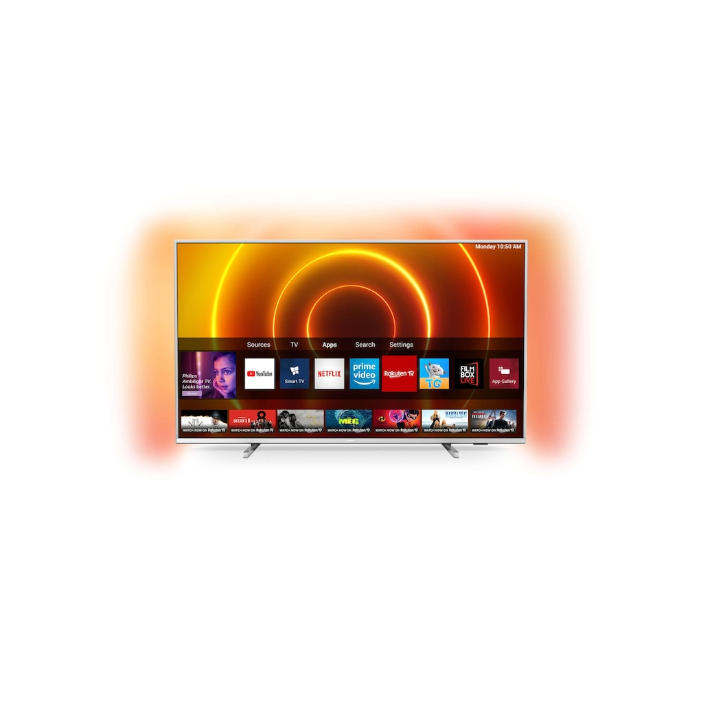"""Philips LCD-LED Fernseher »55PUS7855/12«, 139 cm/55 """""""
