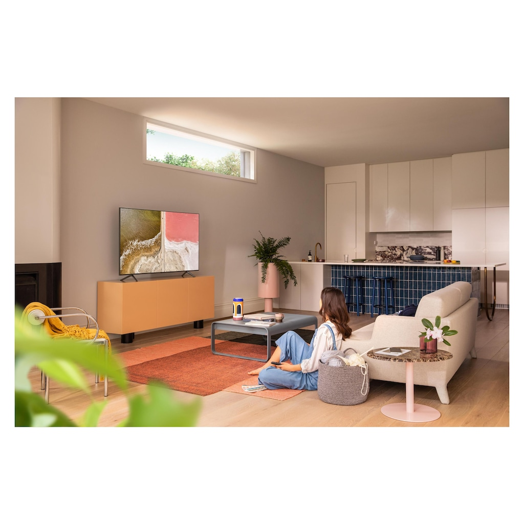 """Samsung LED-Fernseher »QE75Q60T AUXZG«, 190,5 cm/75 """""""