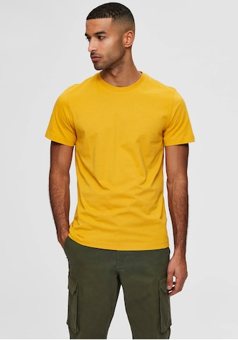 SELECTED HOMME T-Shirt »NORMAN O-NECK TEE« kaufen