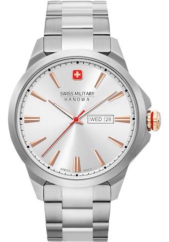 Swiss Military Hanowa Schweizer Uhr »DAY DATE CLASSIC, 06-5346.04.001« kaufen