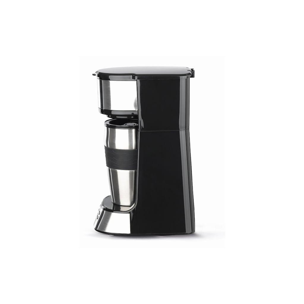 BEEM Filterkaffeemaschine »BEEM Filterkaffeemaschine Thermo 2«, Permanentfilter, LCD-Anzeige mit Hintergrundbeleuchtung, On the Go, Timer