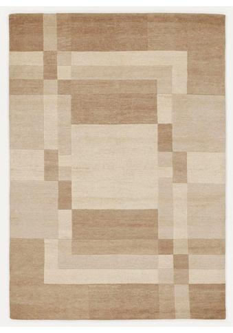 OCI DIE TEPPICHMARKE Wollteppich »Sikana Field«, rechteckig, 8 mm Höhe, reine Wolle,... kaufen