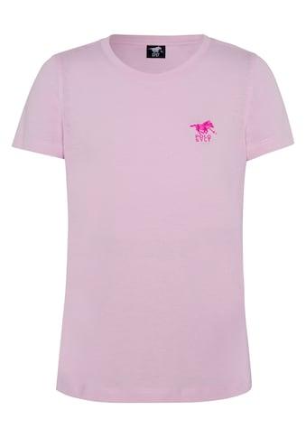 Polo Sylt Kurzarmshirt »Girls, T-Shirt, Regular Fit«, T-Shirt kaufen