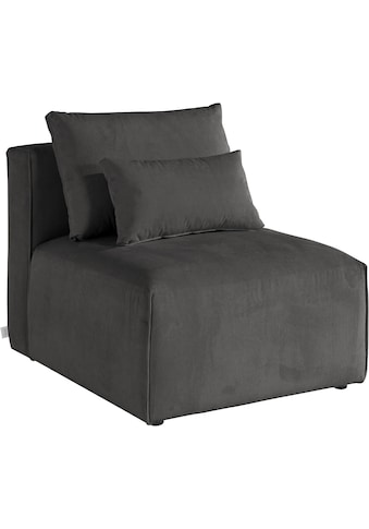 Guido Maria Kretschmer Home&Living Sessel »Comfine«, Modul-Sessel zur indiviuellen... kaufen