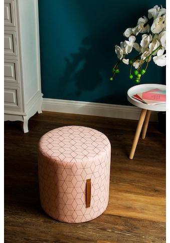 Home affaire Sitzhocker »Nahla« kaufen