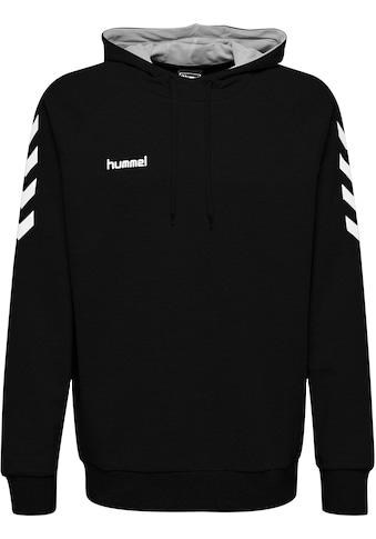 hummel Sweatshirt »HMLGO COTTON HOODIE« kaufen