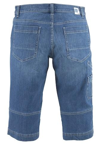 Pioneer Authentic Jeans 3/4 - Hose »3 - Quater« kaufen