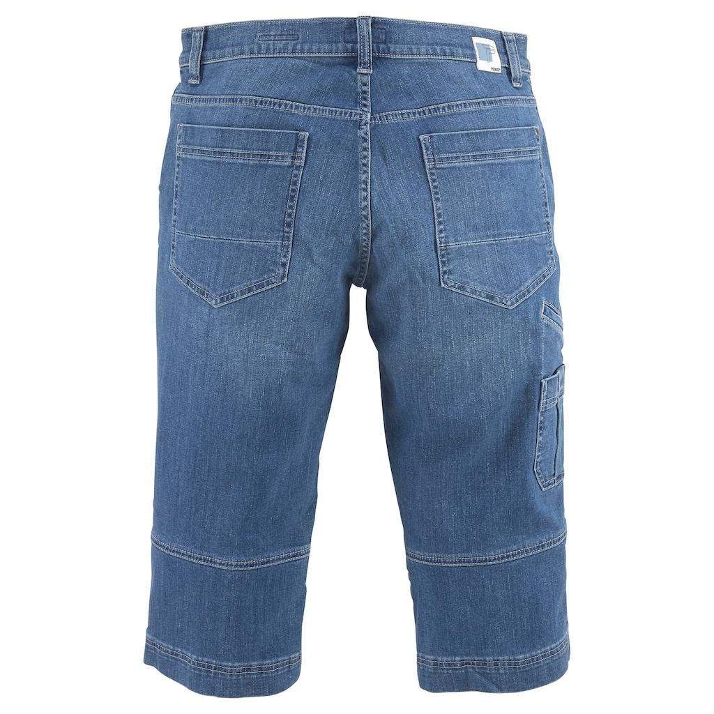 Pioneer Authentic Jeans 3/4-Hose »3-Quater«