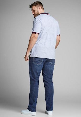 Jack & Jones Slim-fit-Jeans »Tim«, Bis Jeans Weite 48 kaufen