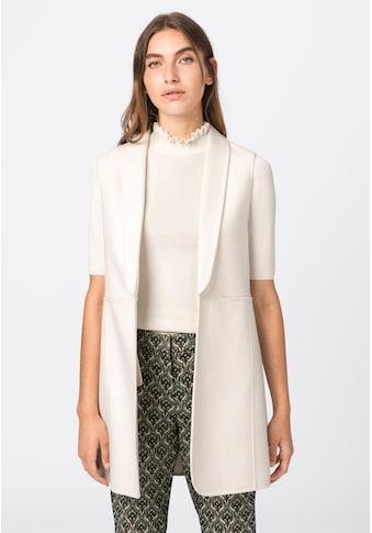 HALLHUBER Anzugweste kaufen