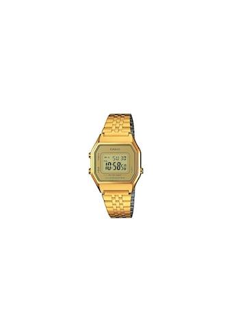 CASIO Watch »Armbanduhr LA680WEGA-9ER«,  kaufen