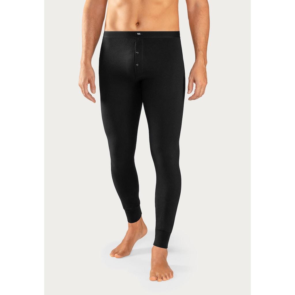 H.I.S Lange Unterhose, mit Bündchen am Bein
