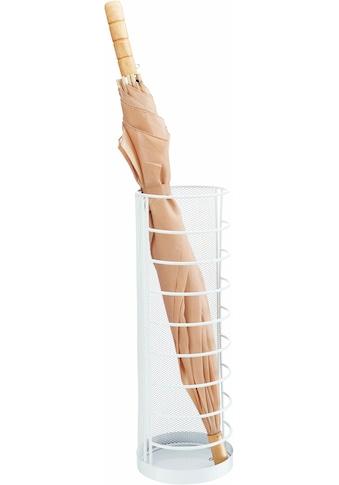 Zeller Present Schirmständer, Höhe 40,5 cm, rund, Ø 14 cm kaufen