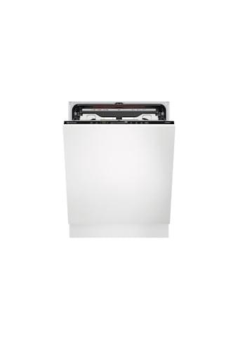 Elektrolux vollintegrierbarer Geschirrspüler »vollintegriert«, GA60SLVC,... kaufen