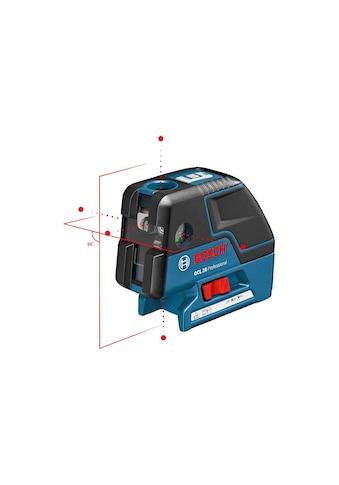Bosch Professional Lasermessgerät »GCL 25 + BT 150«, Die einfache Lösung für alle... kaufen