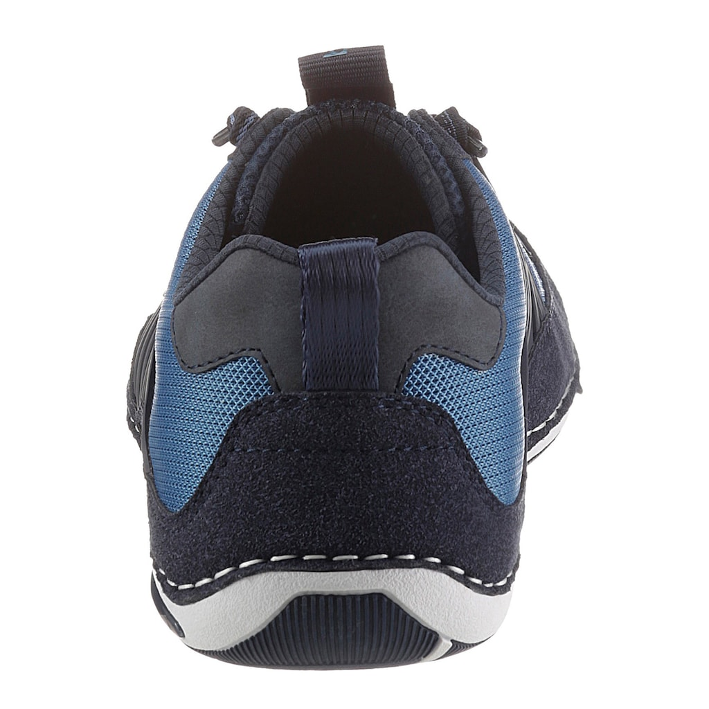 bugatti Slip-On Sneaker »TURACO«, mit gepolstertem Schaftrand