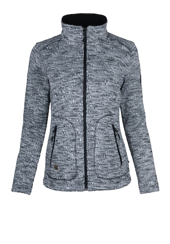 DEPROC Active Strickfleecejacke »WILLMORE NEW I WOMEN«, in edler Optik kaufen