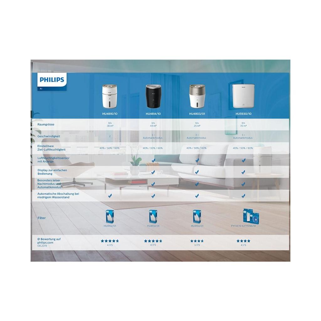 Philips Luftbefeuchter »HU4816/10«