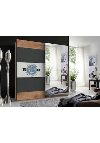 Wimex Schwebetürenschrank »Sylt«, mit Spiegel kaufen
