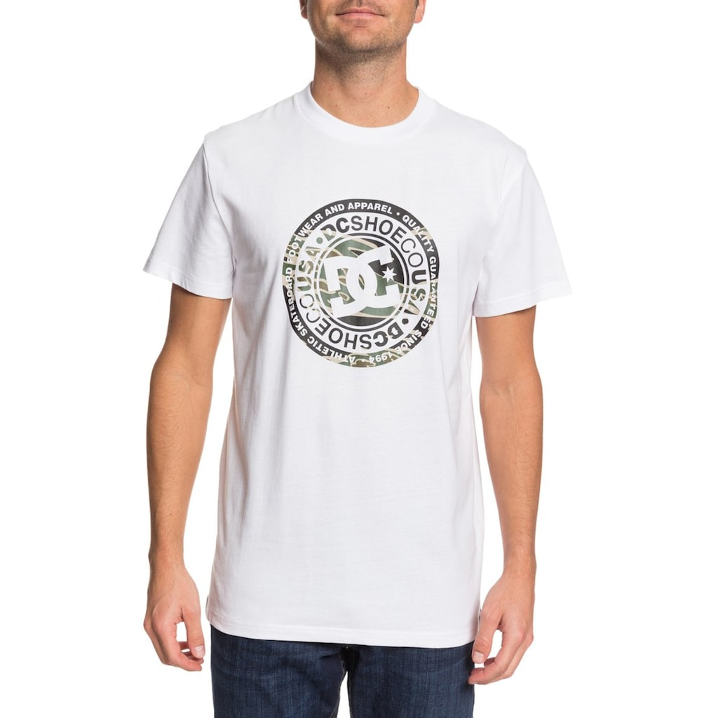 DC Shoes T-Shirt »Circle Star«