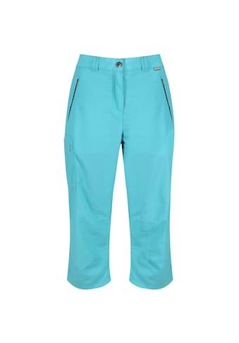 Regatta Caprihose »Great Outdoors Damen 3/4-Capri-Shorts Chaska« kaufen