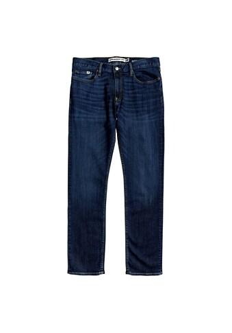 DC Shoes Straight - Jeans »Worker Medium Stone« kaufen