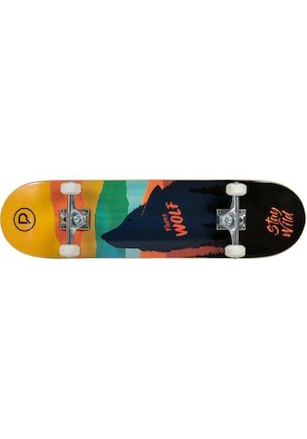 Playlife Skateboard »Fierce Wolf« kaufen