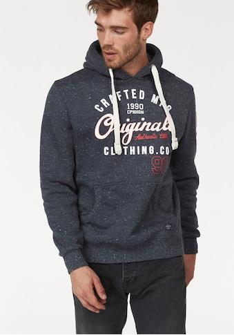 Jack & Jones Kapuzensweatshirt »CHAMPS SWEAT HOOD« kaufen