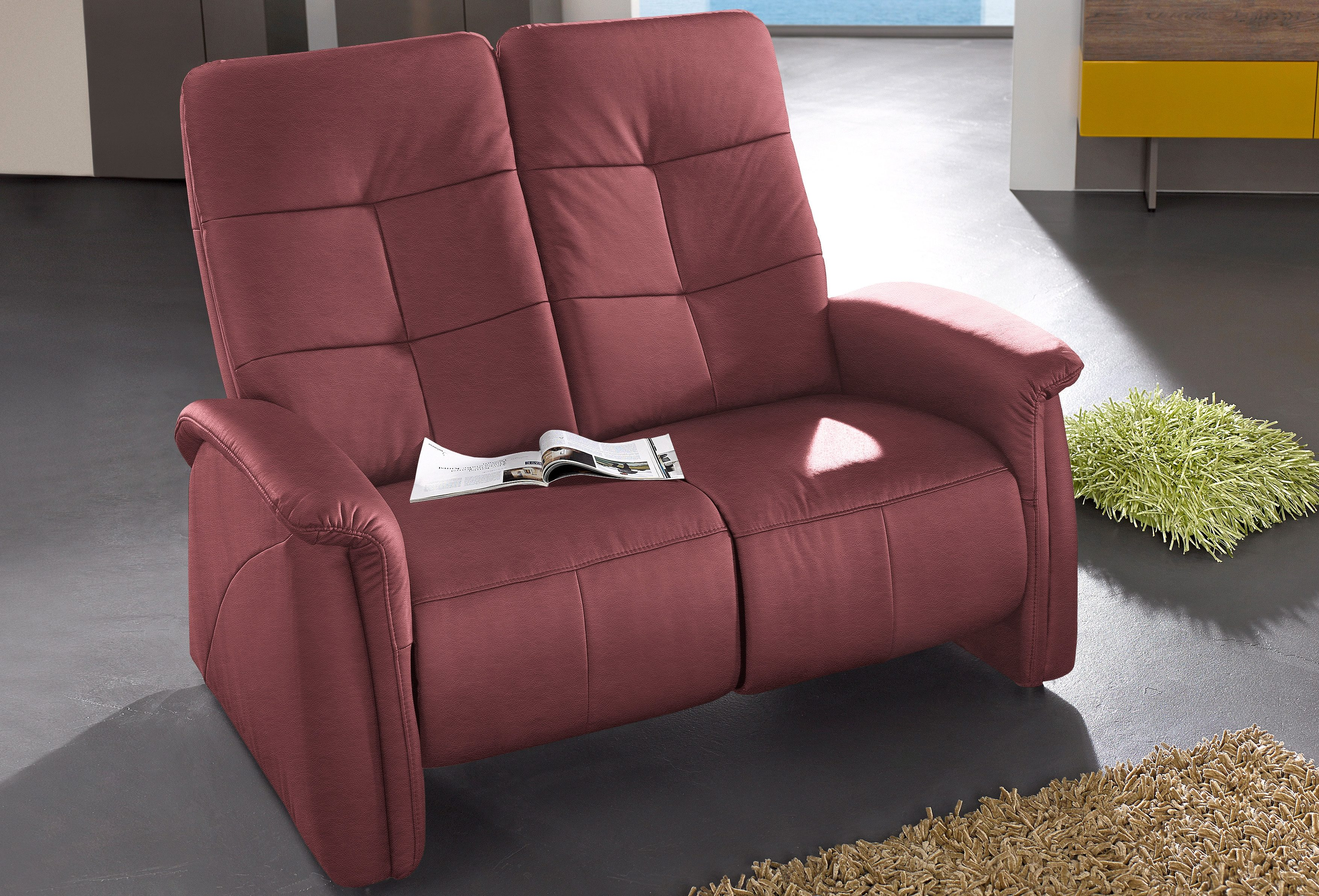 Image of 2-Sitzer, City Sofa, mit Relaxfunktion
