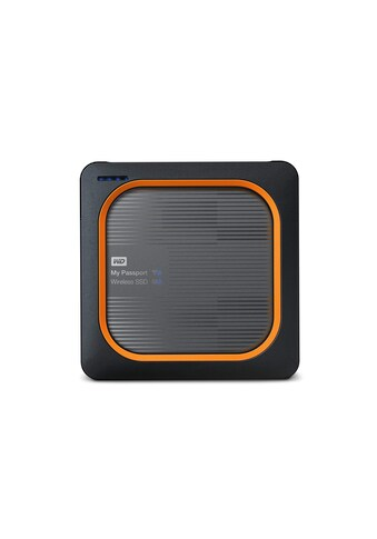 Externe SSD, WD, »My Passport Wireless 1 TB« kaufen