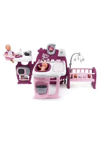Puppenzubehör, Smoby, »Baby Nurse Spielcenter« kaufen