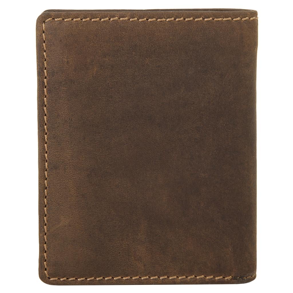 Harold's Geldbörse »ANTIC«, 2fach klappbar