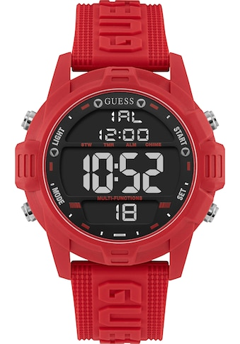 Guess Digitaluhr »CHARGE, W1299G3« kaufen