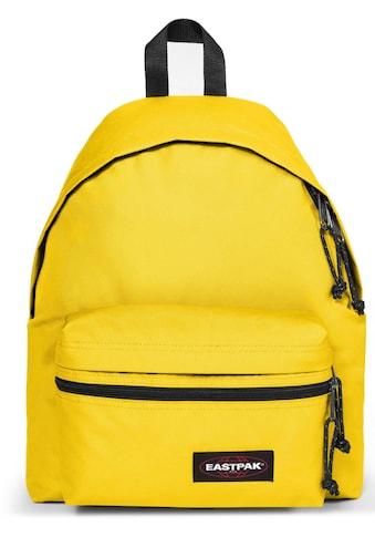 Eastpak Freizeitrucksack »PADDED ZIPPL'R, Rising Yellow« kaufen
