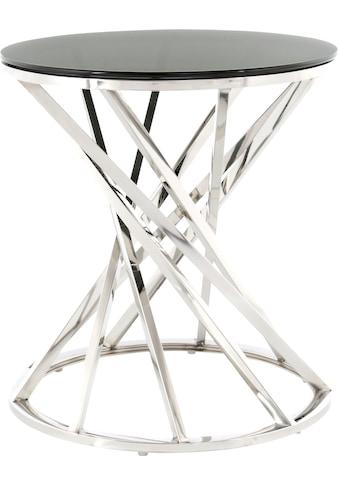 Kayoom Beistelltisch »Beistelltisch Wesley 225«, schöne gedrehte Form kaufen