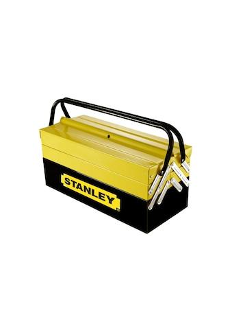 STANLEY Aufbewahrungsbox »Werkzeugkiste Metall, Stanley« kaufen