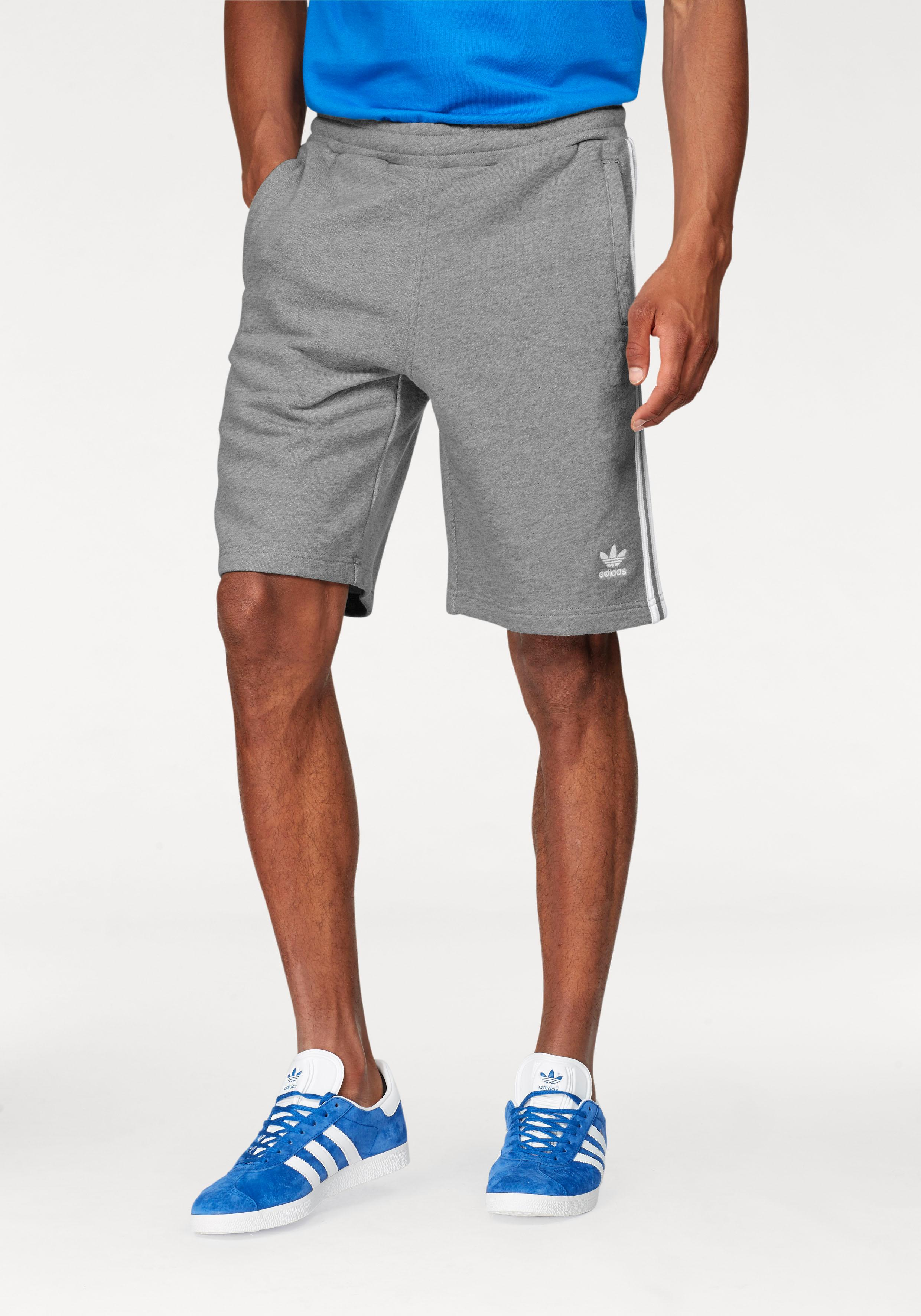 362b6964139f5 adidas Originals Sweatshorts »3-STRIPE SHORTS«