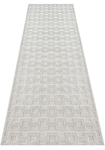 Läufer, »Bouton«, MINT RUGS, rechteckig, Höhe 4 mm, maschinell gewebt kaufen