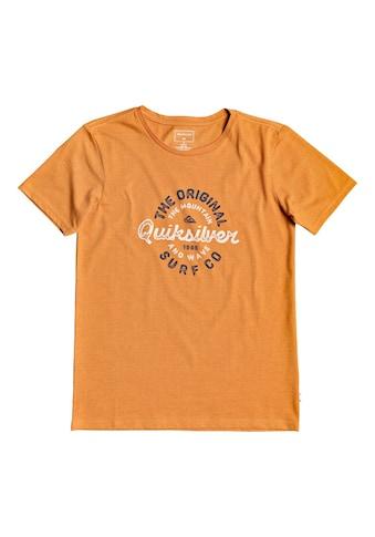 Quiksilver T-Shirt »Motorcycle Emptiness« kaufen
